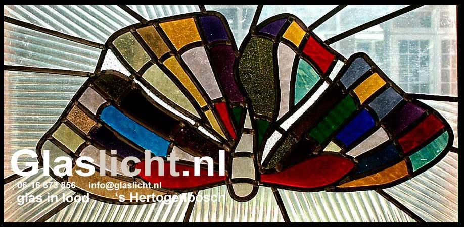 Home portofolio werkwijze glas in lood ambacht restauratie glas in ...
